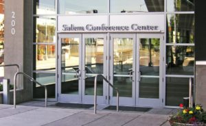 Salem Conference Center Exterior Doors
